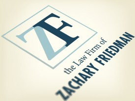 Attorney logo & website