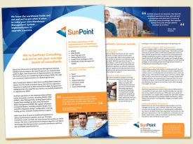 SunPoint sales sheet