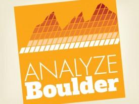 Analyze Boulder