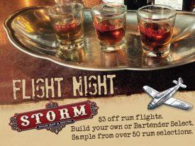 Storm Rhum Bar Asheville
